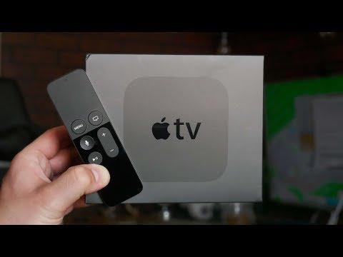 Купил Apple TV - Первое впечатление