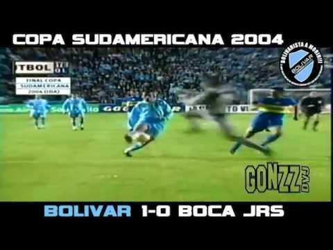 2004 BOLIVAR 1-0 BOCA JUNIORS (GONZZDVJ)