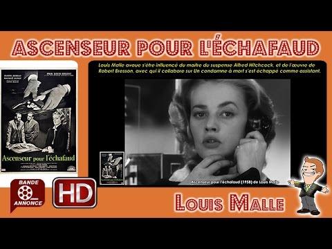Ascenseur pour l'échafaud de Louis Malle (1958) #MrCinema 174