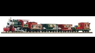 Piko #38122 Christmas Freight Starter Set Analog Sound