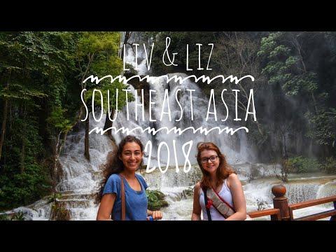 Southeast Asia Travel 2018