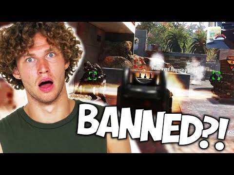 I GOT BANNED OFF CALL OF DUTY BLACK OPS 2?!?!
