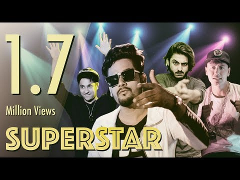 SUPERSTAR - MUSIC VIDEO | ABHI PAYLA | FT. Carry Minati | Harsh Beniwal | BASS CREW