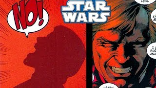 Luke and His Other VISION in the Dark Side Cave- Star Wars Infinites Explained