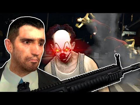 ZOMBIE TORNADO SURVIVAL! - Garry's Mod Gameplay & Zombie Survival
