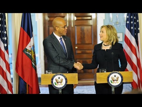 Clinton Fuelled a Crisis in Haiti: Why Is Nobody Talking About It?