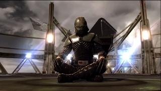 Star Wars The Force Unleashed II - Dark Lord Starkiller kills Princess Leia