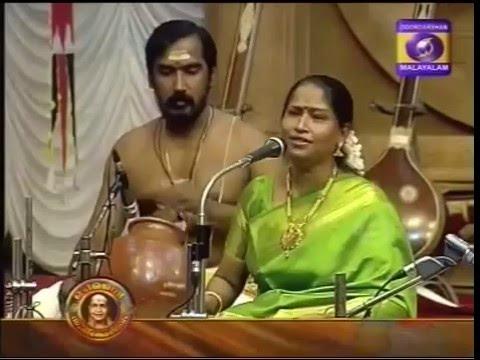 Jayashree Rajeev | Gamganapathe | Hamsadhvani | Adi (Tisra Gati) | Muthia Bhagavathar