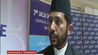 Ahmadiyya Annual Convention Malta 2018