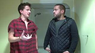 Charlie Puth Interview
