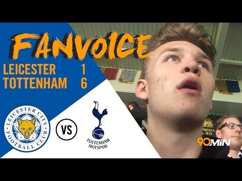 Leicester 1-6 Tottenham | Kane scores 4 as Spurs destroy Leicester 1-6 | 90min FanVoice