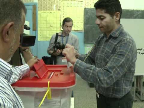 Democracy is winner of Tunisia's vote: election observer