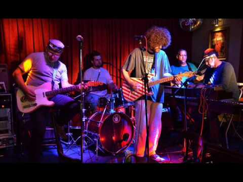 Dead Mondays - Little Wing/Cassidy (Live at Banat Blues Cafe, 11.07.2016.)