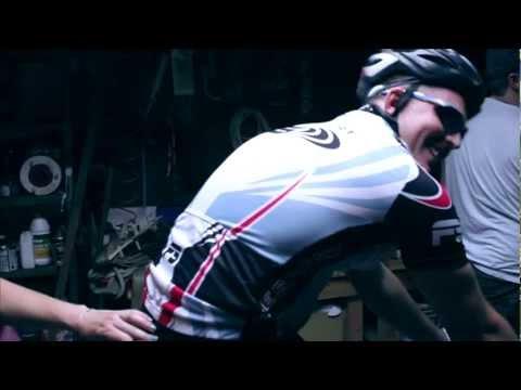 ITV4 2013 Ident: Tour De Garage - Interview With James