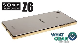 SONY XPERIA Z6 - Leaks & Rumors(look hear see...Another WhatGear inside scoop on the upcoming Sony Xperia Z6 due for launch in 2016. The chances are we will see the final completed ..., 2015-10-09T20:09:15.000Z)