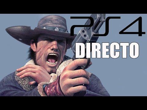 RED DEAD REVOLVER PS4 | DIRECTO