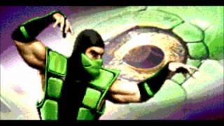 Mortal Kombat Reptile Theme Song(HD)