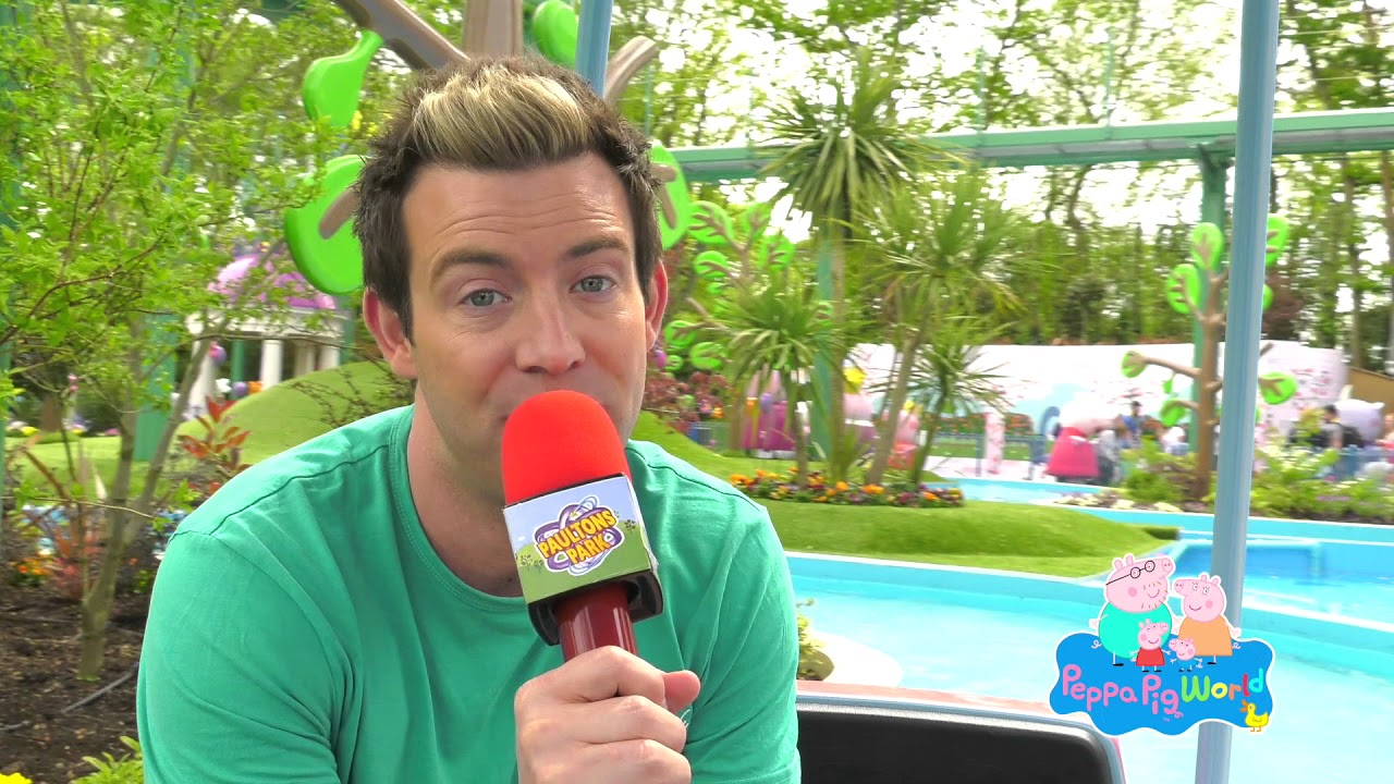 Peppa Pig World New Rides Attractions Preview Day 1