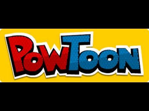 Como hacer una animacion o presentacion profesional en powtoon.com 2015