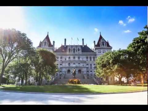 Time Lapse NY State Capitol