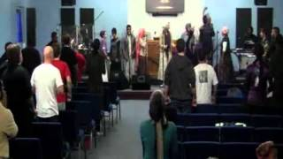 I See Yah - Brother Allen Houston and the Straitway Singers (12-28-13)