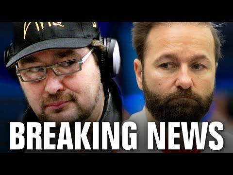Phil Hellmuth CALLS OUT Daniel Negreanu, Throws Down Big Challenge