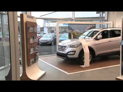 Phoenix Hyundai - Our New Showroom