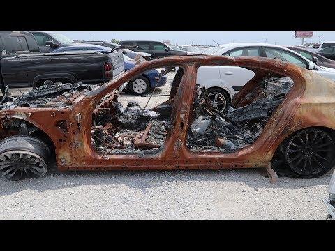 Junkyard Car Shopping! (2017)