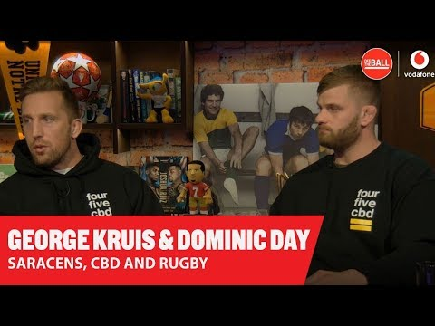 OTB RUGBY | George Kruis & Dominic Day On The Saracens Cheating Scandal & Medicinal Cannabis In Spor