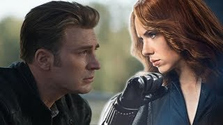 Captain America & Black Widow Endgame Theory | Breakdown Discussion