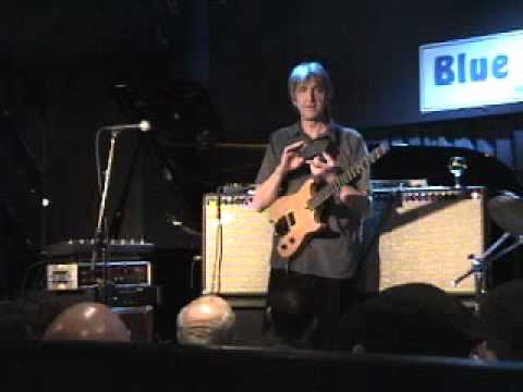 Allan Holdsworth - Blue Note Clinic 2005  Part One