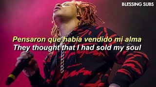 Trippie Redd - Diamond Minds (Lyrics & Español) ft. Tory Lanez, Elliott Trent