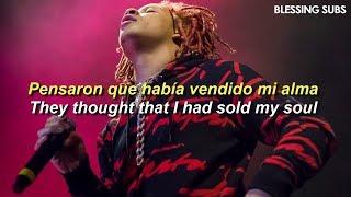 Trippie Redd - Diamond Minds (Lyrics & Español) ft. Tory Lane…
