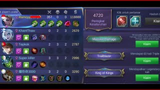 Game Play Mobile Legend - APK BOT + GM
