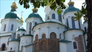 видео Достопримечательности Украины -  Софийский собор