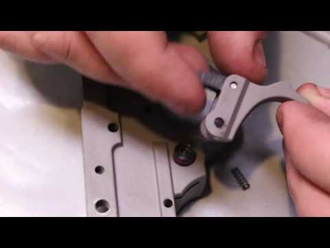 Ruger 10/22 Full disassembly/reassembly