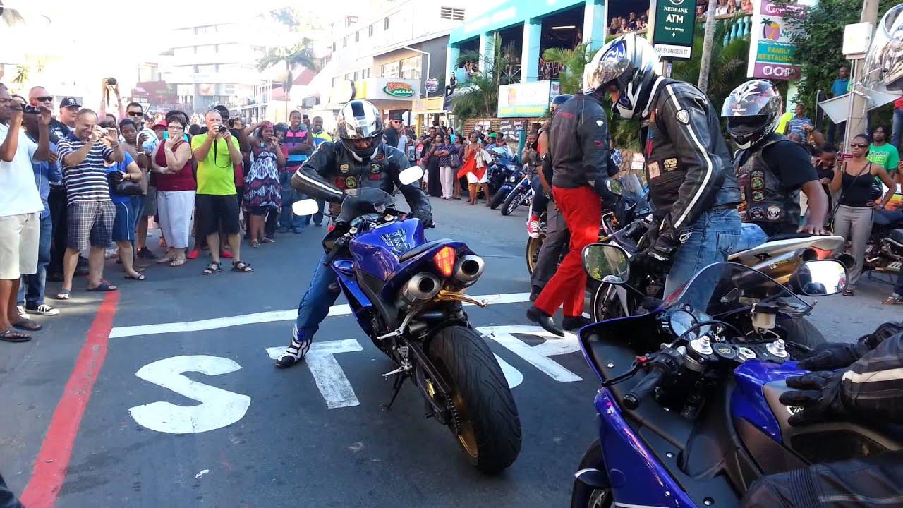 Harley Davidson Africa Bike Week