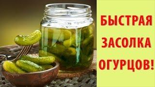 видео Соленые огурцы в баклажке: рецепт маринования холодным способом