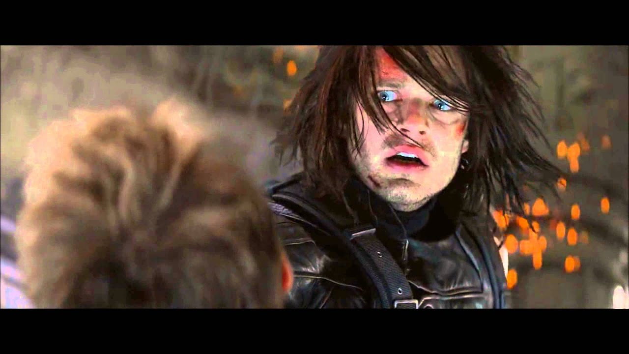 Til the End of the Line Stucky Bucky Barnes Winter Soldier /& Captain America