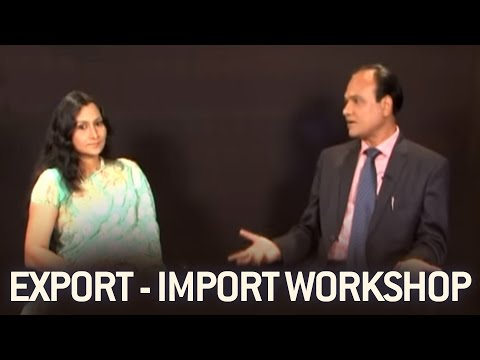 Export - Import Workshop ( Global Marketing )