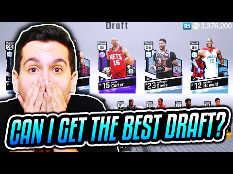 CAN I GET THE BEST DRAFT OF THE DAY!? NBA 2K17 DRAFT!
