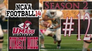 NCAA 14 Dynasty Mode | Season 2 | Episode 12