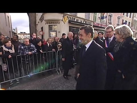 France: Sarkozy to sue over secret audio recordings