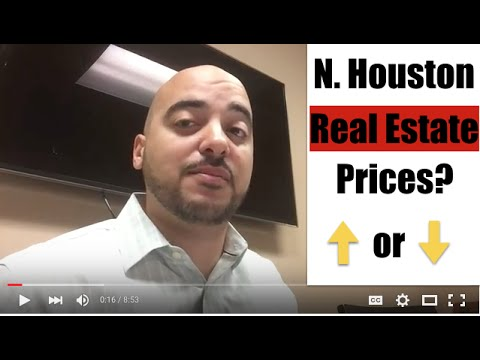 N. Houston Real Estate Prices Decoded  -  April 2016