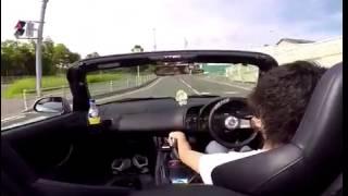 ドラレコは捉えた! カッコつけた高級車の末路 thumbnail