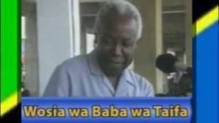 Wosia wa Baba wa Taifa 1.