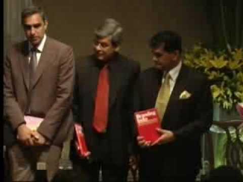 Mr.Ratan Tata at the Branding India Book Launch