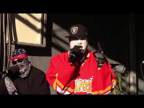 Blaze Ya Dead Homie Blue Ridge Rock Festival 2017 Lynchburg Va