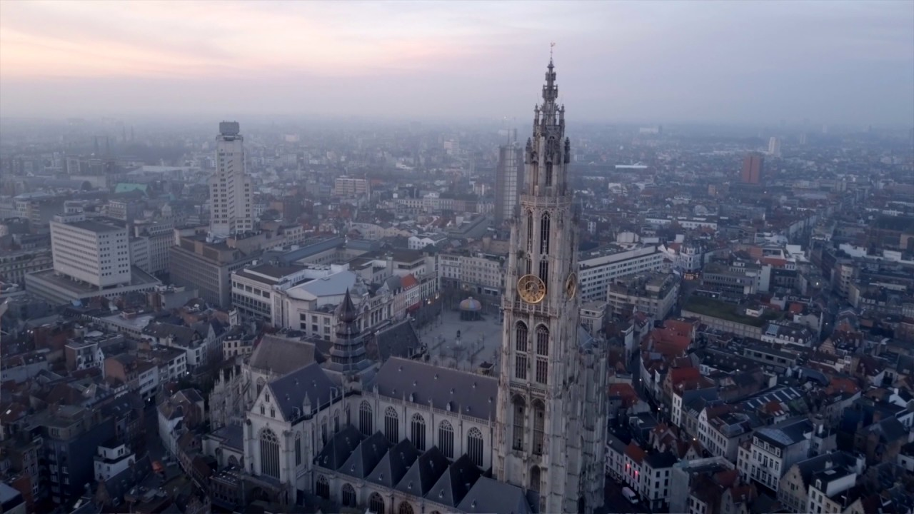 Berlioz, Bells, and Antwerp
