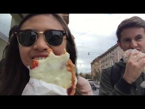 There's a pool in Zurich | Study Abroad 2016